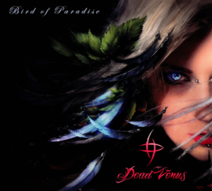 Dead Venus - Bird of Paradise (CD Cover Artwork)