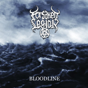 Forsaken Legion – Bloodline (CD Cover Artwork)