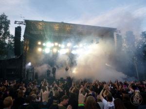 Metalinside.ch - Midgardsblot Metalfestival 2019 - Vreid - Foto Raphi
