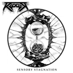 Ripper – Sensory Stagnation (CD Cover Artwork)