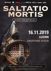 191116 Saltatio Mortis Schüür