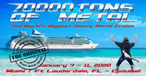 70'000 Tons of Metal 2020