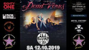 Dead Venus - Hall of Fame Wetzikon 2019