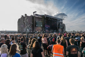 Metalinside.ch - Airbourne - Summer Breeze 2019 - Foto Friedemann