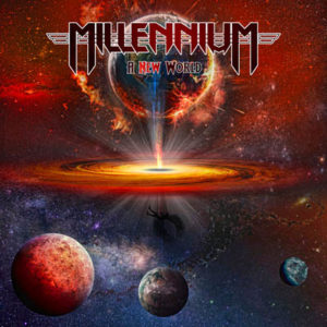 Millennium – A New World (CD Cover Artwork)