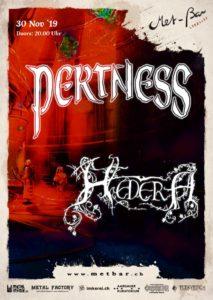 Pertness - Met-Bar Lenzburg 2019 (Flyer)
