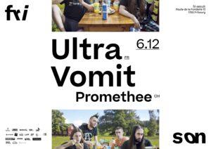 Ultra Vomit - Fri-Son Fribourg 2019