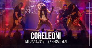 Coreleoni - Z7 Pratteln 2019
