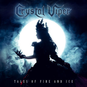 Crystal Viper - Tales Of Fire And Ice (CD Cover Artwork)