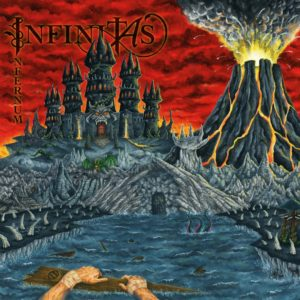 Infinitas - Infernum (CD Cover Artwork)