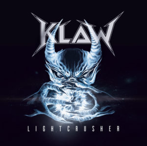 Klaw – Lightcrusher (CD Cover Artwork)