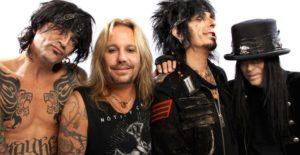 Mötley Crüe Promo
