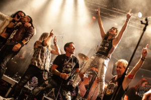 Metalinside.ch - All Star Jam - Swiss Glam Rock Fest 2019 - Foto Nicky