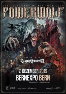 Powerwolf - BernExpo 2019