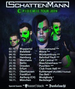 Schattenmann - Musigburg Aarburg 2019