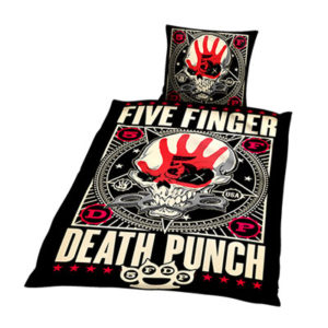 Fiver-Finger-Death-Punch-Bettwäsche