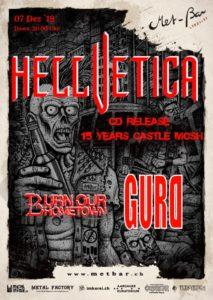 Hellvetica - Met-Bar Lenzburg 2019
