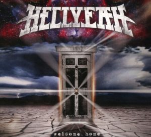 Hellyeah - Welcome Home (CD Cover Artwork)