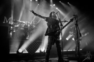 Metalinside.ch - Machine Head - Komplex 457 Zürich - Foto Vedi
