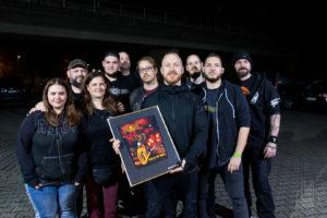Metalinside.ch - SpiteFuel mit der Bohn Gang - Bad Friedrichshall 2019 - Foto Kaufi