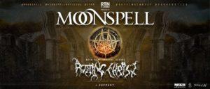 Moonspell - Z7 Pratteln 2019