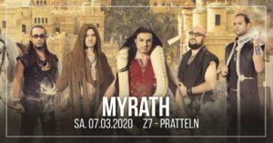 Myrath, Eleine - Z7 Pratteln 2020