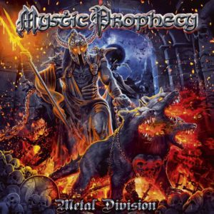 Mystic Prophecy - Metal Division (CD Cover Artwork)