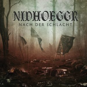 Nidhoeggr - Nach der Schlacht (CD Cover Artwork)