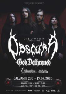 Obscura - Galvanik Zug 2020