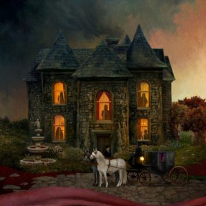 Opeth - In Cauda Venenum (CD Cover Artwork)