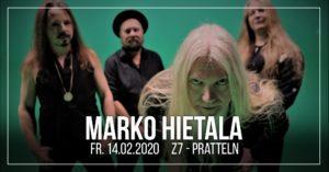 Marko Hietala - Z7 Pratteln 2020