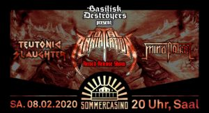 Total Annihilation - Sommercasino Basel 2020