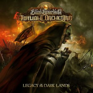 Blind Guardian Twilight Orchestra - Legacy Of The Dark Lands (CD Cover Artwork)