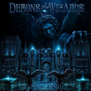 Demons & Wizards - III (CD Cover Artwork)
