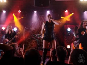 Metalinside.ch – Amaranthe – Pont Rouge Monthey 2020 – Foto Sandro
