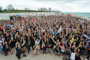 Metalinside.ch - 70'000 Tons of Metal 2020 - Pre-Cruise - Warm-up Beach Party - Foto pam