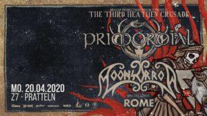 Primordial, Moonsorrow - Z7 Pratteln 2020