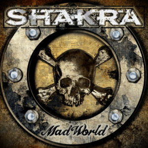 Shakra - Mad World (CD Artwork Cover)