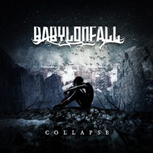 Babylonfall - Collapse (CD Cover Artwork)