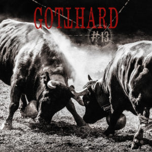 Gotthard - #13 (CD Cover Artwork)