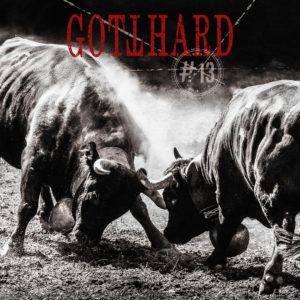 Gotthard - #13 (CD Cover Artwork)