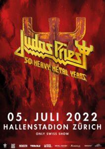 Judas Priest - Hallenstadion Zürich 2022