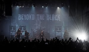 Metalinside.ch - Beyond The Black - Komplex 457 Zürich 2019 - Foto pam