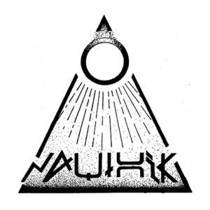 Nauthik – Araganu (CD Cover Artwork)
