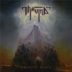 Trauma – Ominous Black (CD Cover Artwork)