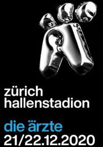 Die Ärzte - Hallenstadion Zürich 2020