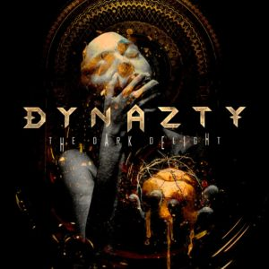 Dynazty - The Dark Delight (CD Cover Artwork)