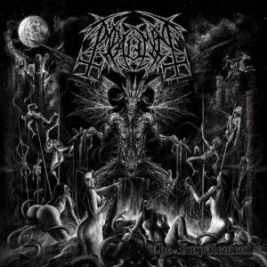 Impalement – The Impalement (CD Cover Artwork)