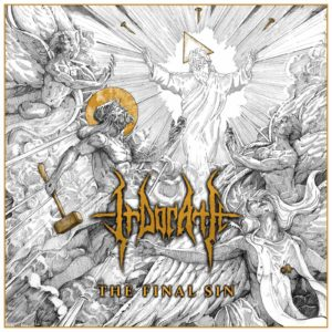 Irdorath – The Final Sin (CD Cover Artwork)