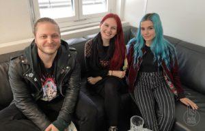 Metalinside.ch - Illumishade - Interview März 2020 - Foto Sandro